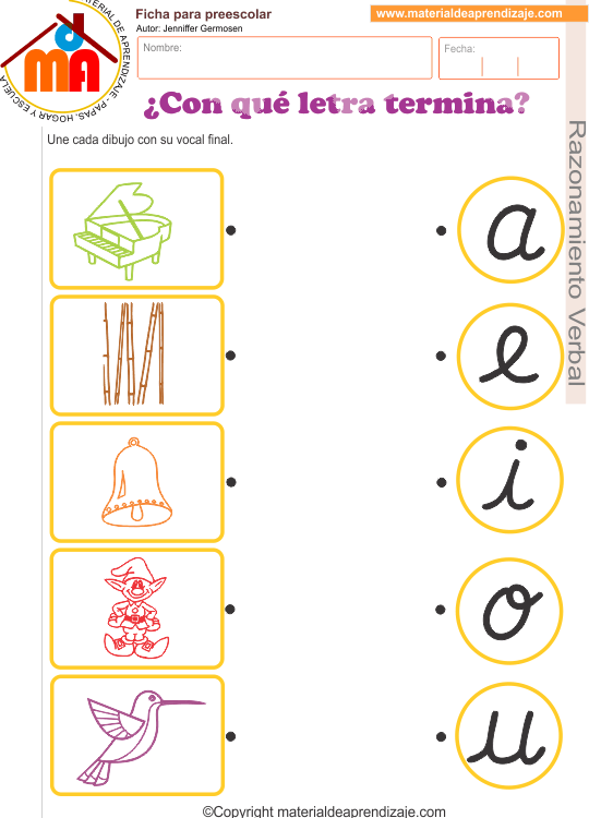 Lengua 5 Años Archivos Material De Aprendizaje Pre Writing Kids Learning Activities Reading Writing