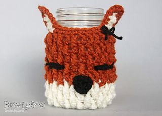 Outfoxed Jar Cozy-Free download