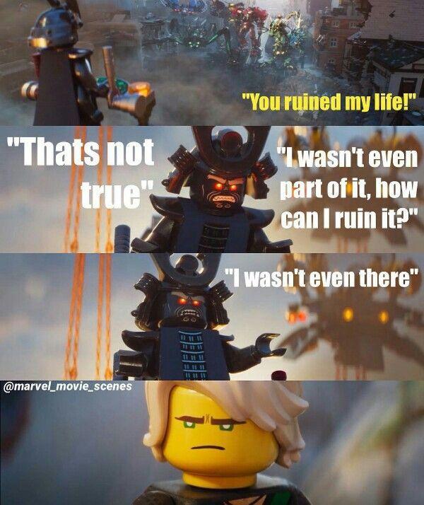Exciteeddddddd Ninjago Memes Lego Ninjago Movie Lego Ninjago
