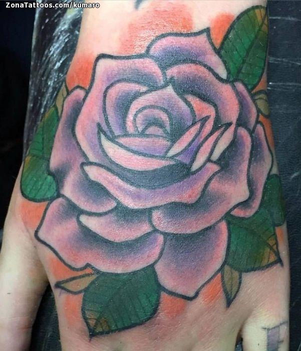 Tatuaje hecho por César Augusto Lemos, de Londres. Si quieres ponerte en contacto con él para un tatuaje o ver más trabajos suyos visita su perfil: http://www.zonatattoos.com/kumaro    Si quieres ver más tatuajes de estilo old school visita este otro enlace: http://www.zonatattoos.com/tatuaje.php?tatuaje=103906    #Tatuajes #Tattoos #Rosas