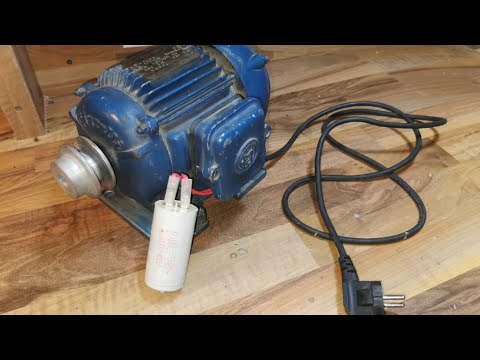 380volt 220volt 3phase 1phase Motor Handmadecreativechannel Hello Dear Friend Todays Video I Want Electrical Motors Machine Shop Projects Electric Motor