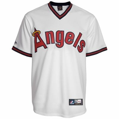 c9caeb508 California Angels Cooperstown Replica Throwback Baseball Jersey ...