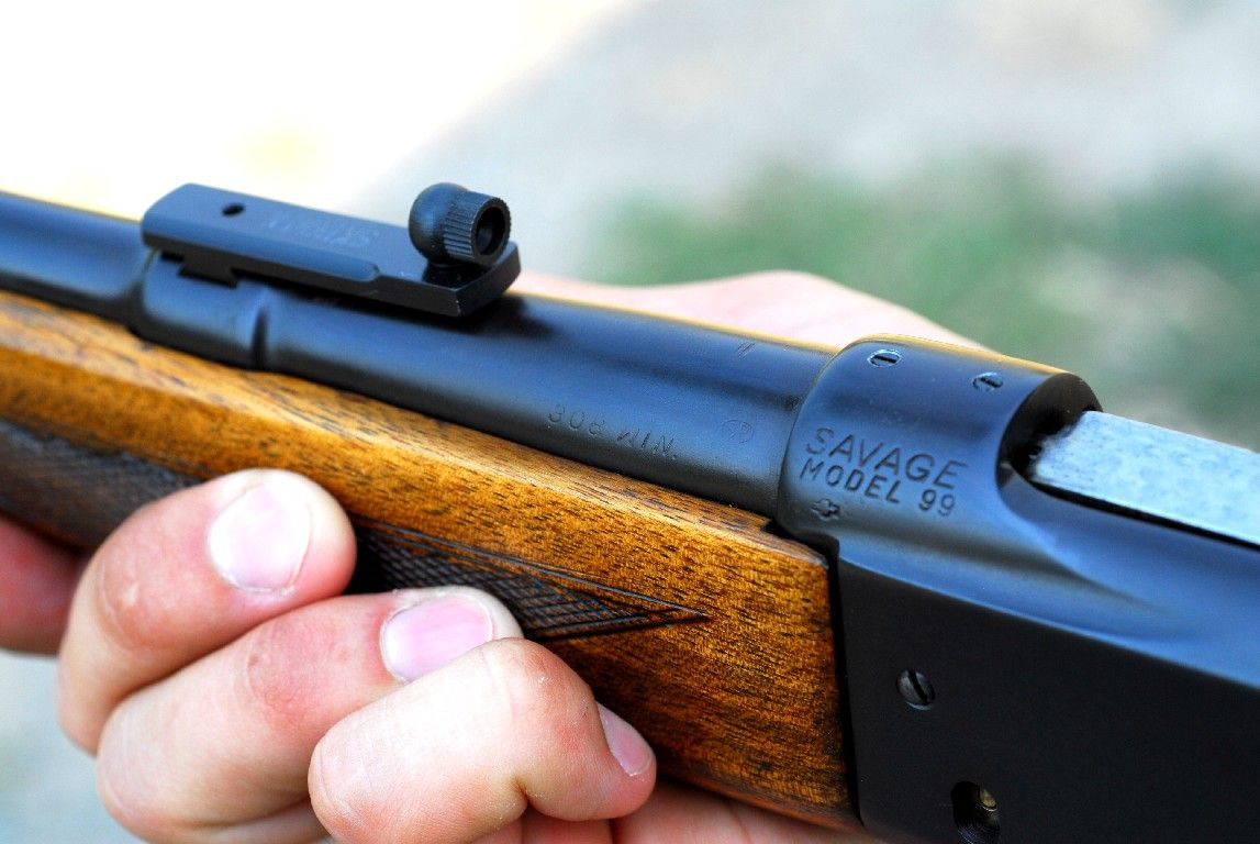 skinner barrel mounted peep sight  good fix for anyone who