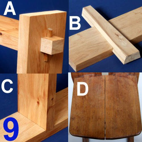Woodworking Making Wood Projects Without Using Nails Screws Or Glue Woodworking Joints Easy Woodworking Projects Woodworking Projects That Sell