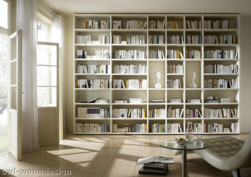 Designermobel Moderne Mobel Bucherwand Buch Wand Regal