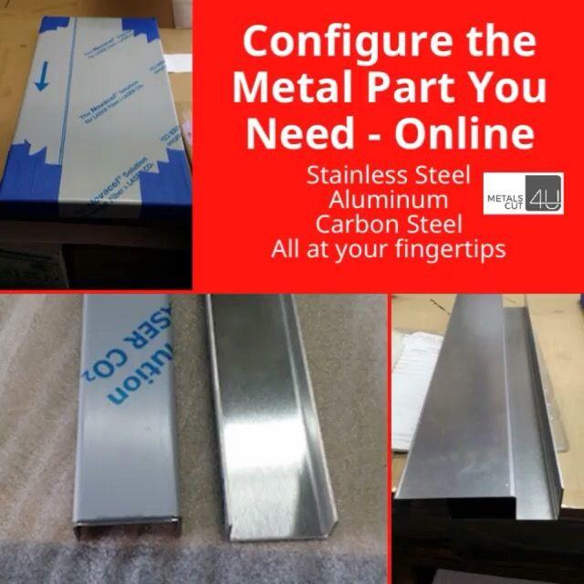 Https Metalscut4u Com Sheetmetal Metal Aluminum Stainless Steel Diy Homeimprovement Homerepair Handyman Aluminum Metal Home Repair Carbon Steel