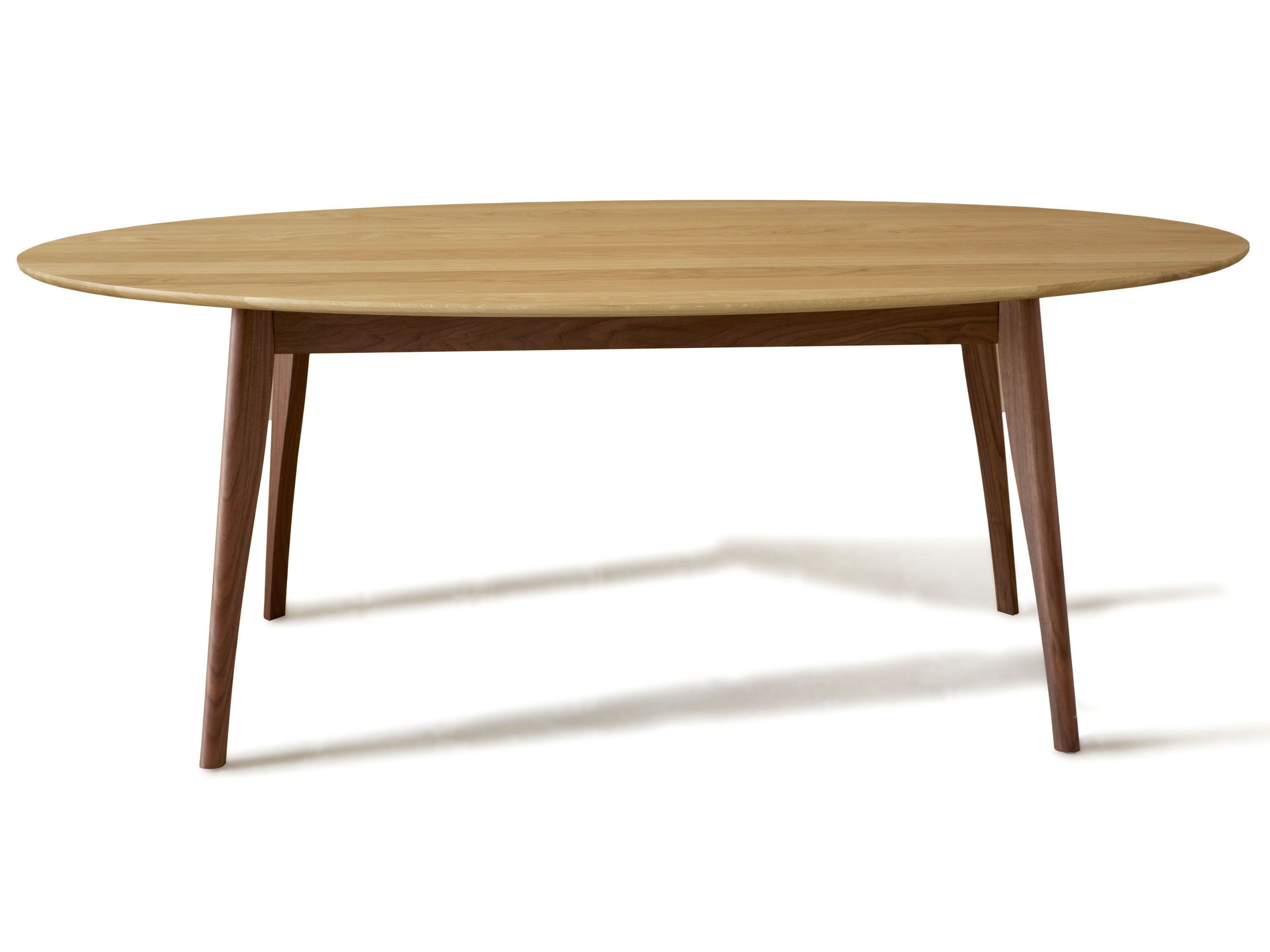 table ovale en noyer harper table ovale by pinch design russell pinch table pinterest. Black Bedroom Furniture Sets. Home Design Ideas