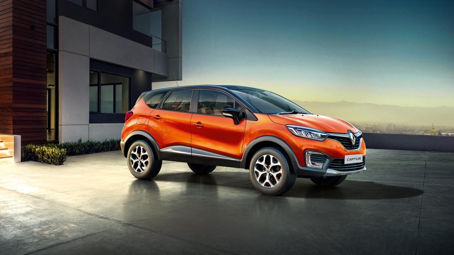 Renault Captur Best Suv Best Midsize Suv New Suv