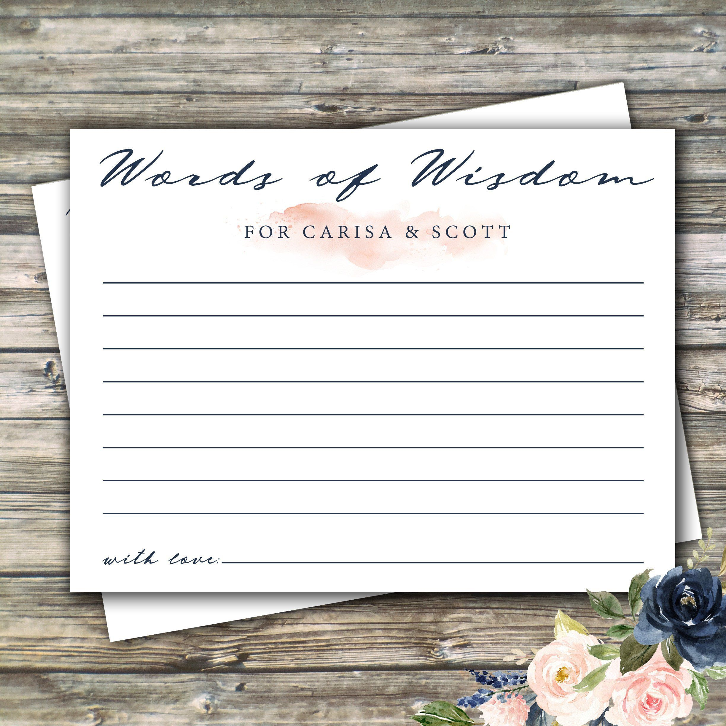Of for words groom wisdom bride and 44 Wedding