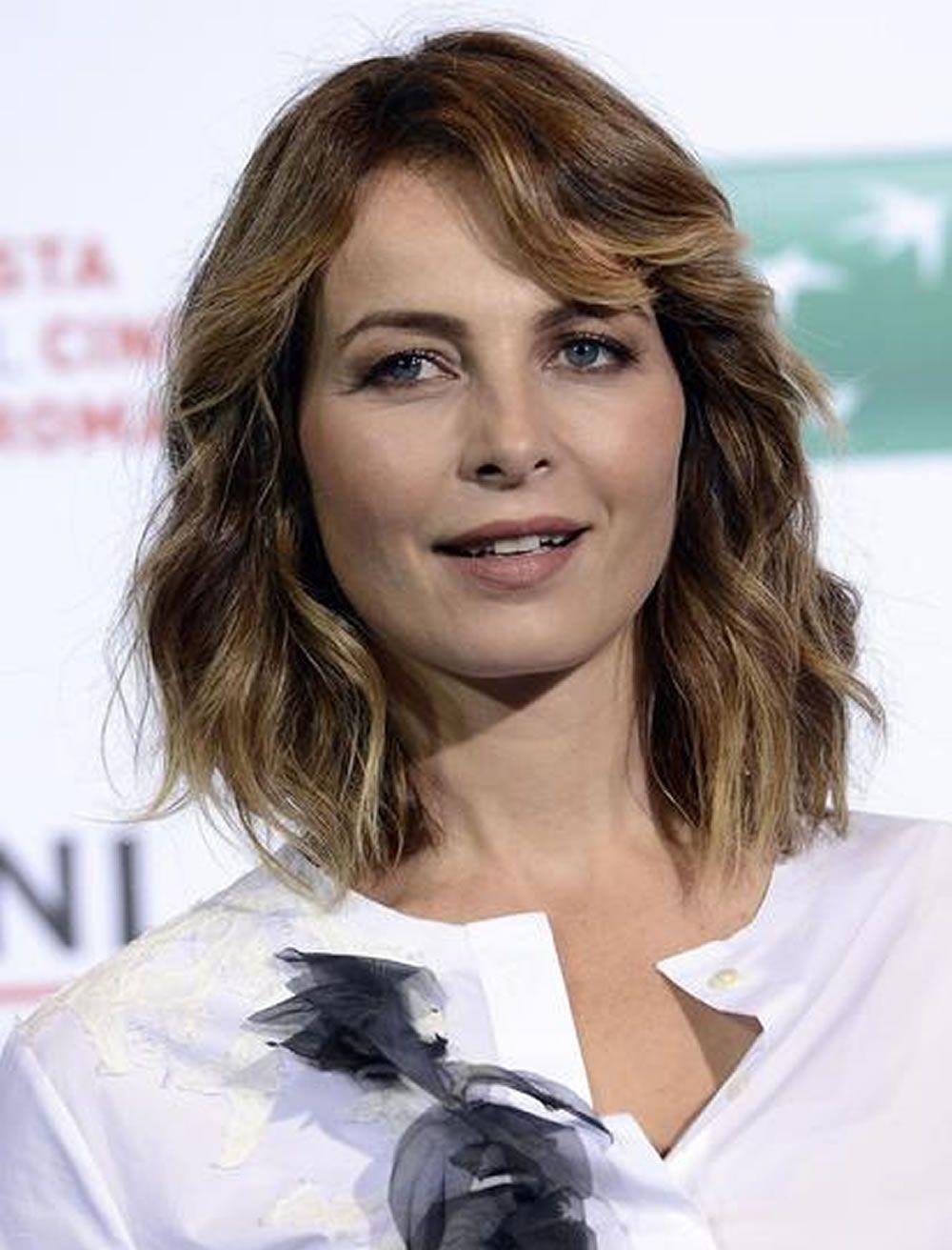 beste mittlere Frisuren für Frauen Medium hairstyle