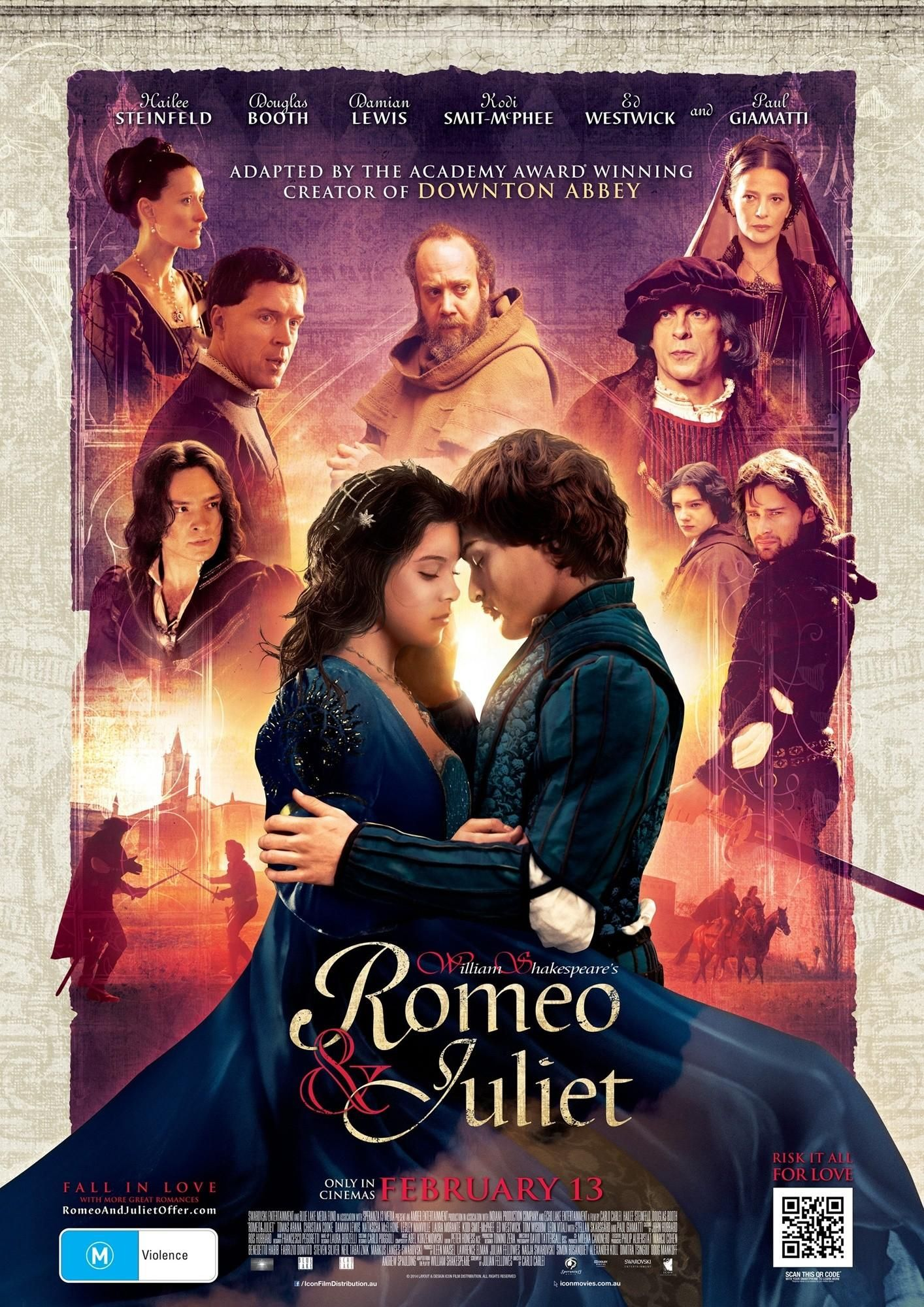 romeo and juliet movie analysis Related reviews burt reynolds, sharkys machine  of course, messing with  romeo and juliet is nothing new it's been made over as a ballet,.