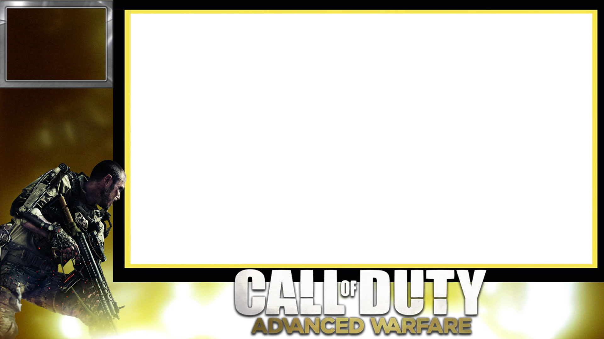 Advanced Warfare Background for Twitch and YouTube | Twitch ...