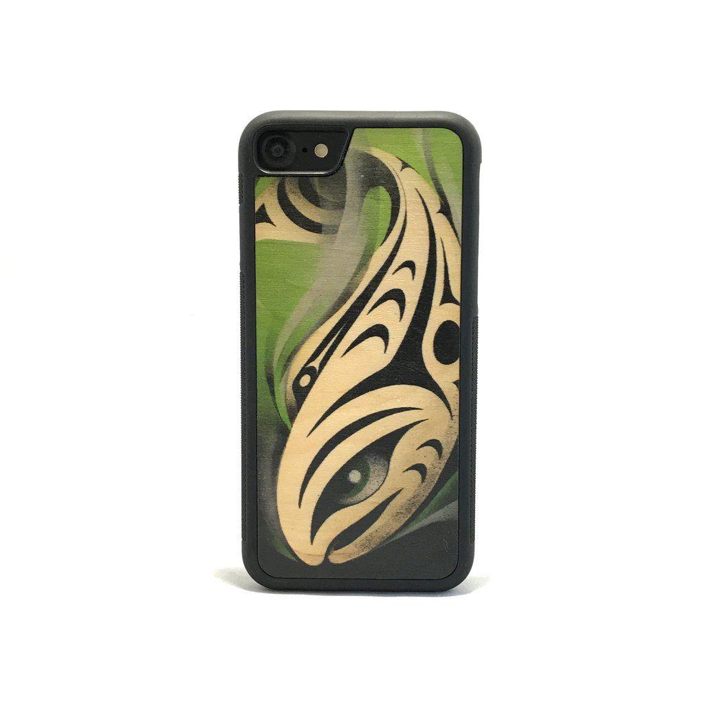 Go deep phone case native art wood phone case phone cases