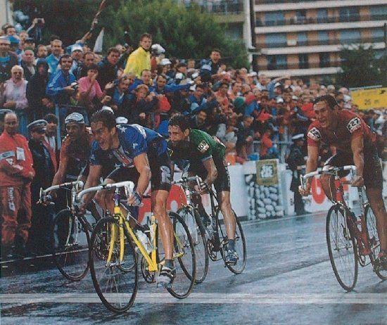 1989 World Championships in Chambery, France | Greg LeMond ...