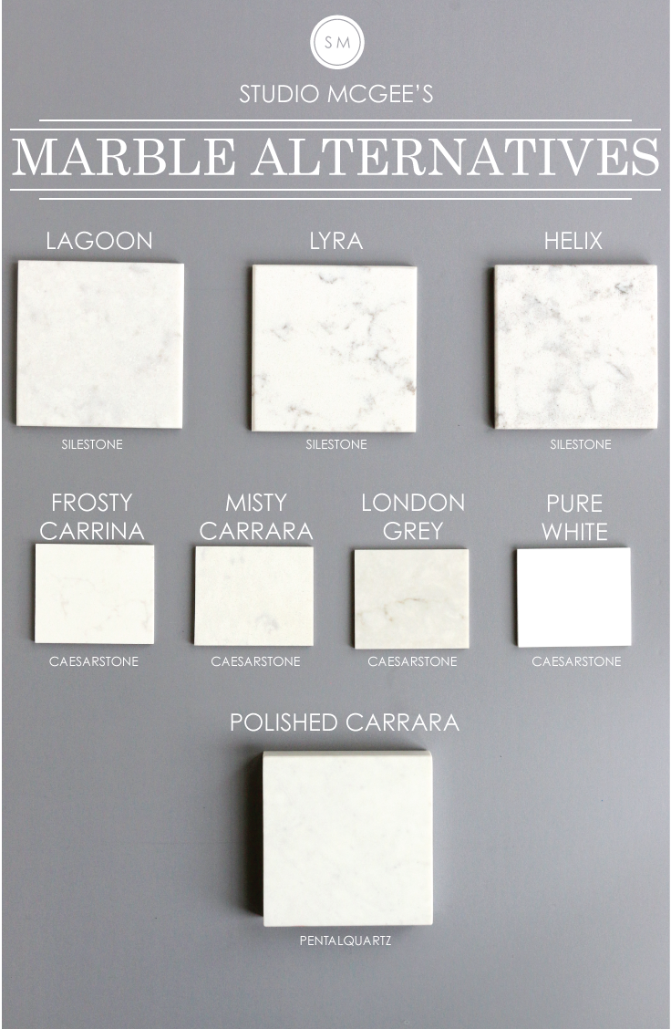 Alternatives To Marble That Look Like Is Beautiful But A Pain In The You Know What