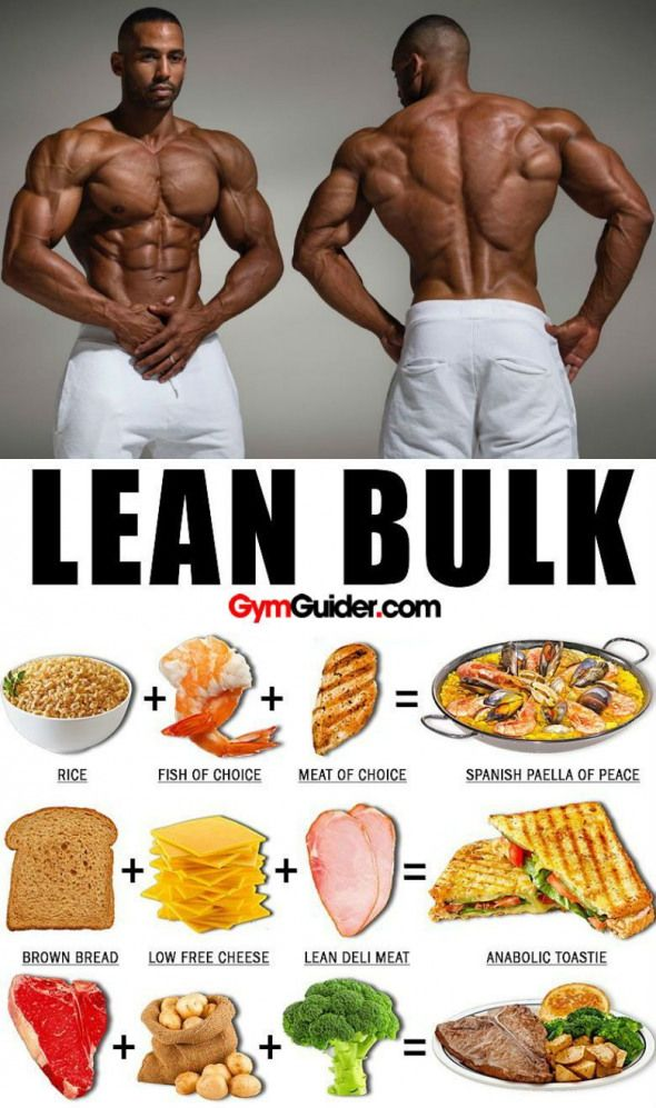 Most Of Us Are Familiar With Bulking Whether Youve Been Cramming Down Meal After Meal Of