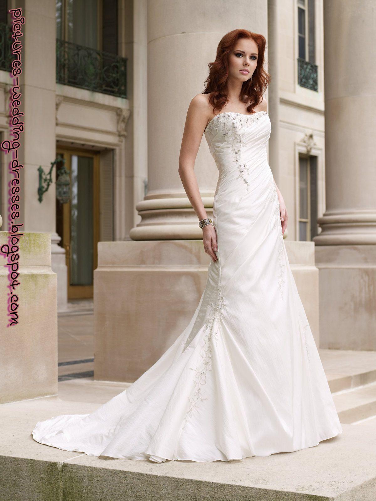 Wedding Gowns Sexy Beauty Modest Dresses Winter Wedding Tips