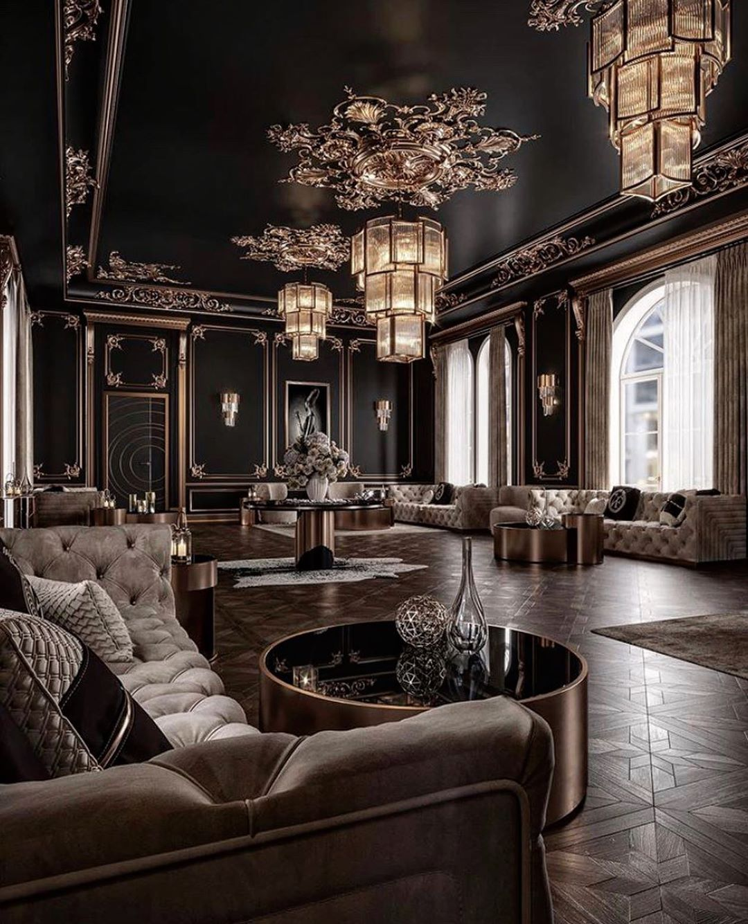 Pin On Luxury Home #rich #luxury #living #room