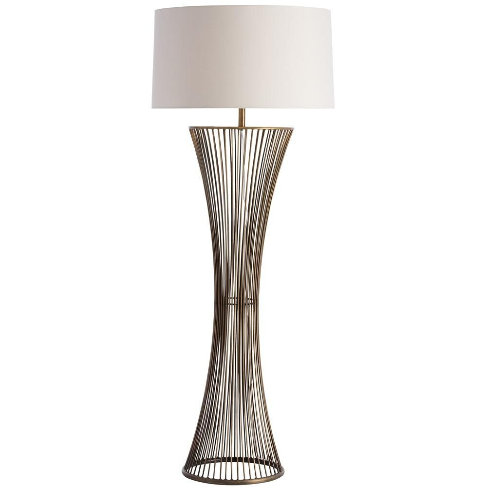 Arteriors camille floor lamp hotel concept sedona pinterest arteriors camille floor lamp aloadofball Gallery