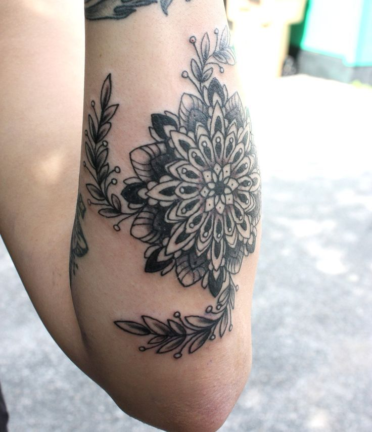26+ Amazing Small mandala tattoo designs image ideas