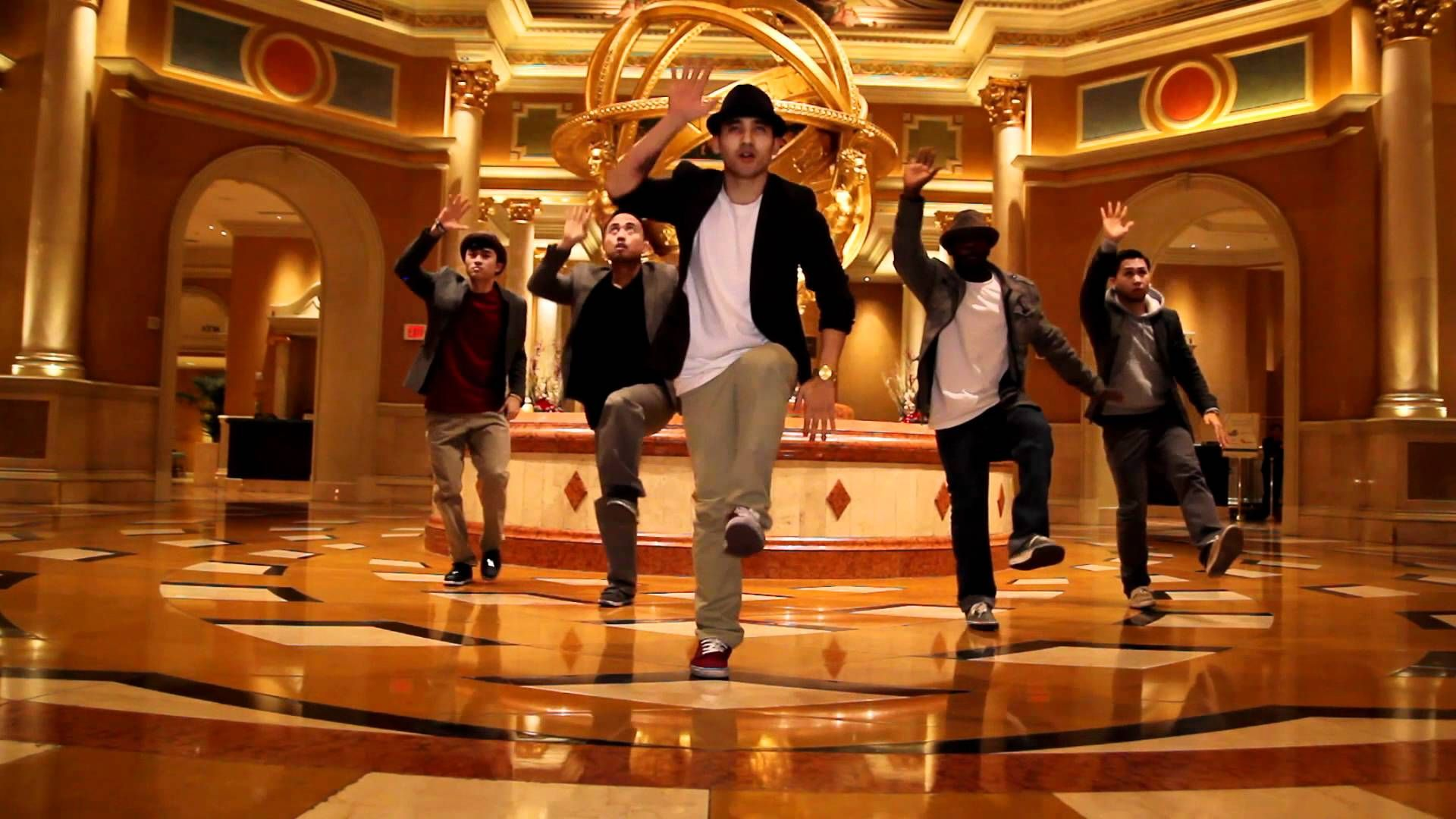 Vinh Nguyen Choreography Lotus Flower Bomb By Wale Ft Miguel