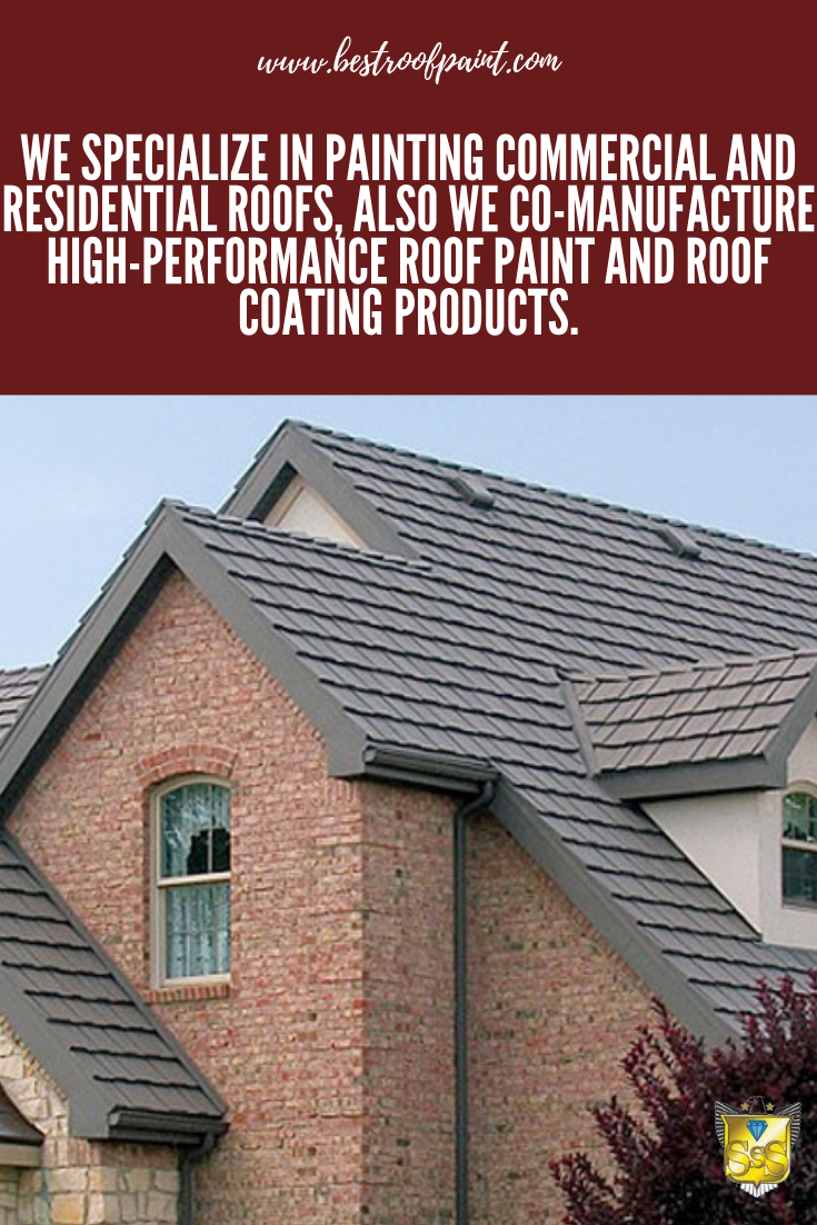 At Bestroofpaint We Offer Benefits And Solutions As Our Products Are Hurricane Proof Start Paying For Themselves The Moment They Are Installed With Images Roof Paint
