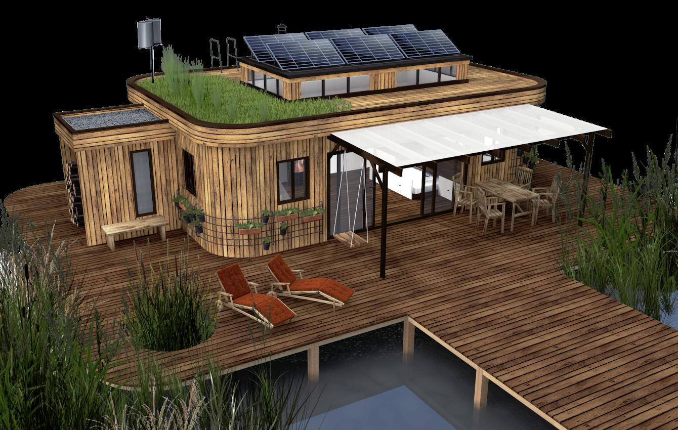 Dieses Minihaus ist fast komplett autark – und abbaubar | [site:name]
