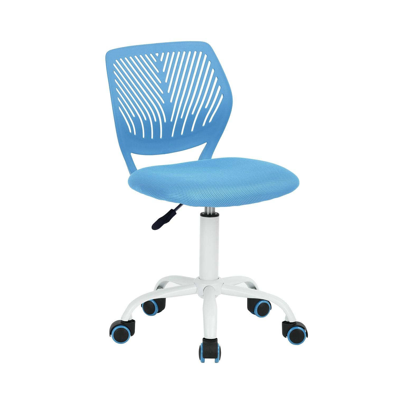 Office Task Desk Chair Adjustable Mid Back Home Children