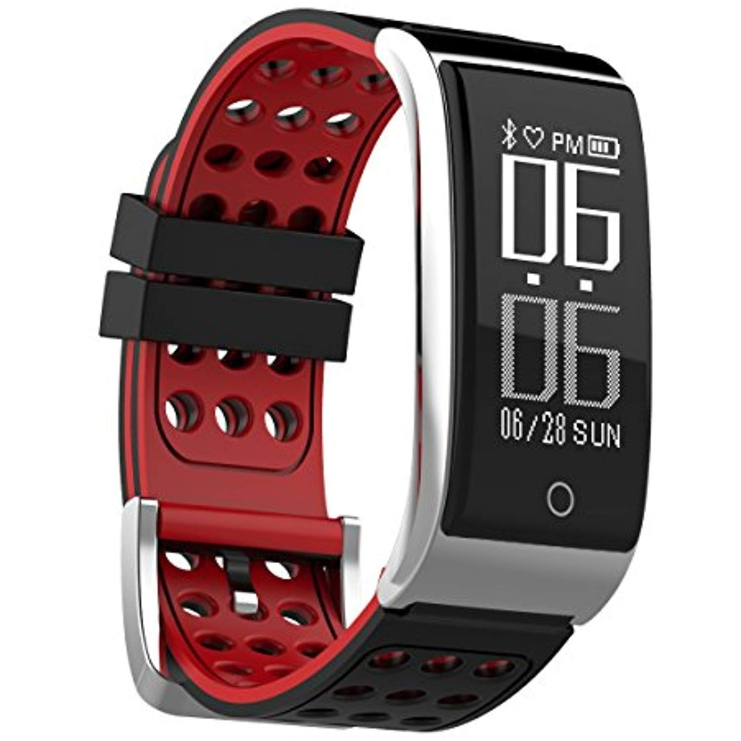 smallest fitness tracker with heart rate monitor