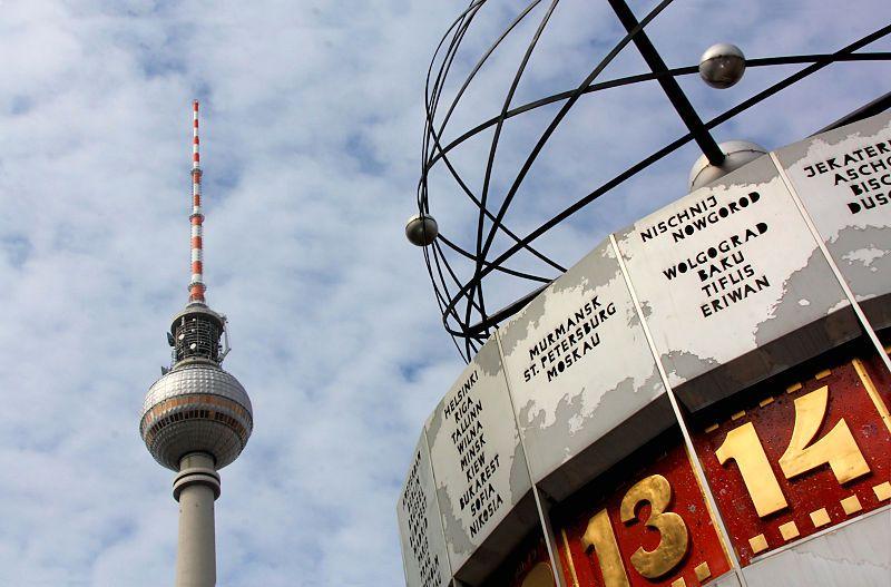 Alexanderplatz – Berlín