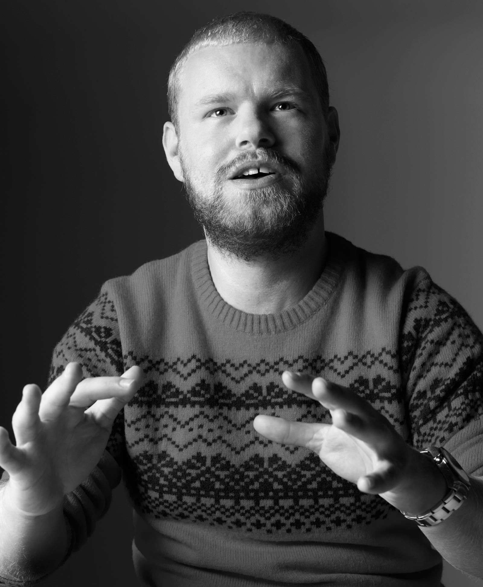 James Worthy writer soda portraits