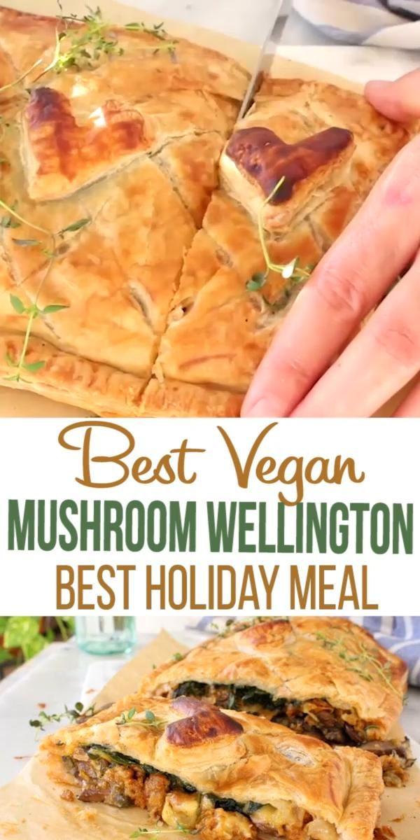 Photo of Vegan Mushroom Wellington