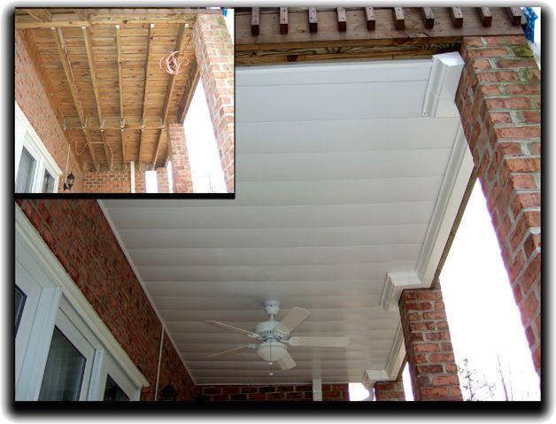 Deck Ceiling Under Deck Ceiling Under Decks Deck Design
