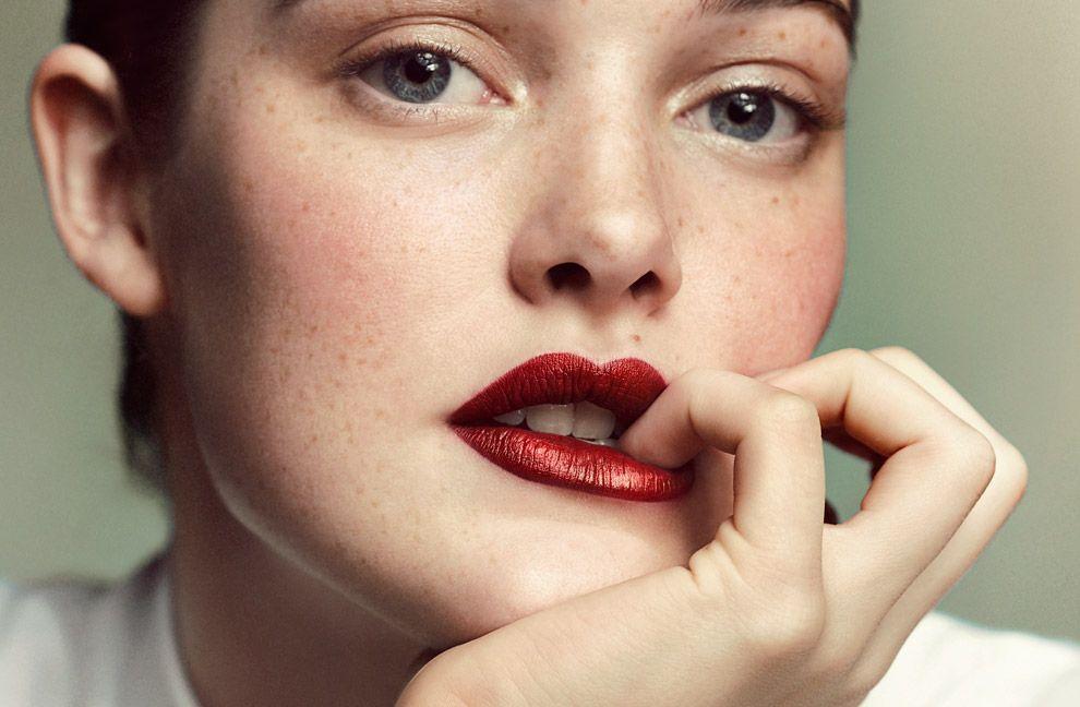 Beautiful lipstick Concrete Design Communications