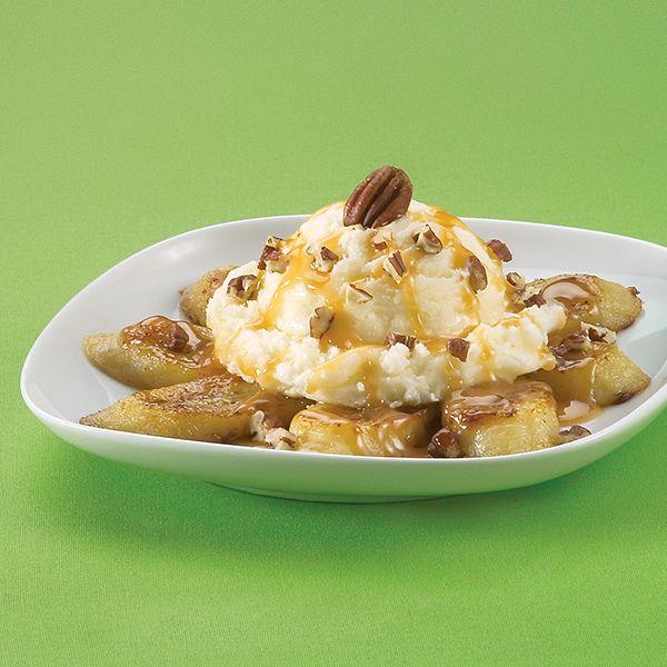 Butterscotch Banana Blossoms from  Smucker's ® .
