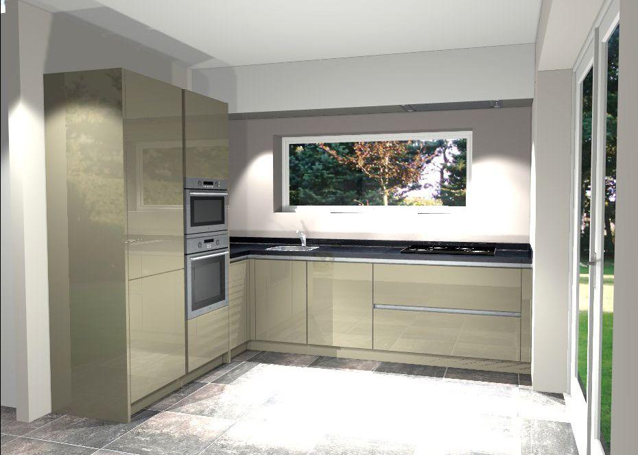 Ook een gratis 3d ontwerp van jouw nieuwe keuken www for 3d ontwerp keuken