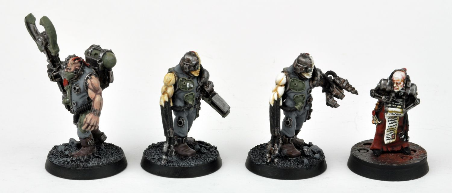 davetaylorminiatures: What was old is new again!