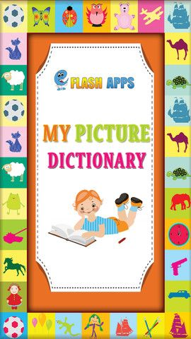 Kids Picture Dictionary Free Educational App For