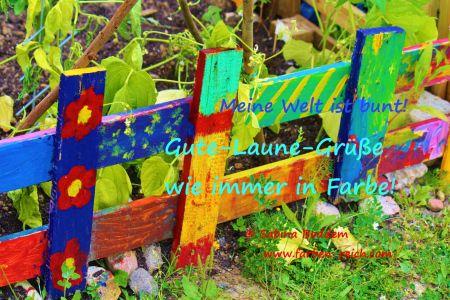 Eine liebevoll gestaltete, farbenfrohe Umgebung ist Balsam für eine fröhlicheSeele! http://www.farben-reich.com/