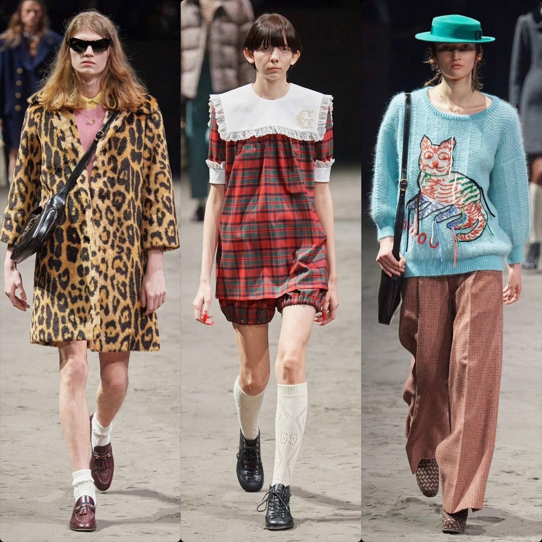 Gucci Fall-Winter 8-8 Milan Men  Kids winter fashion