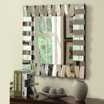 Wildon Home R Wall Mirror Reviews