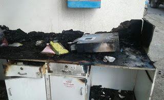 إحراق مكتب بريد بعد سرقته في إربد Outdoor Decor Decor Home Decor