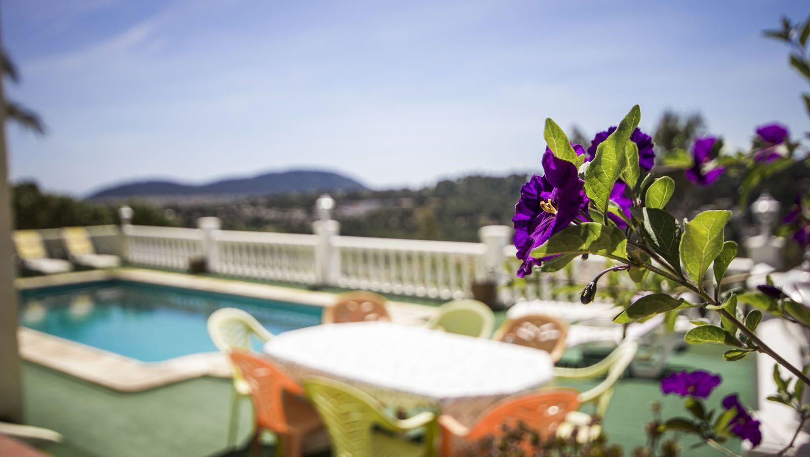 Gepflegte Villa Mallorca in beliebter Lage! http://www.casanova-immobilienmallorca.de/de/villa-haus/2551448/Immobilien-Mallorca-Villa-mit-Panoramablick-