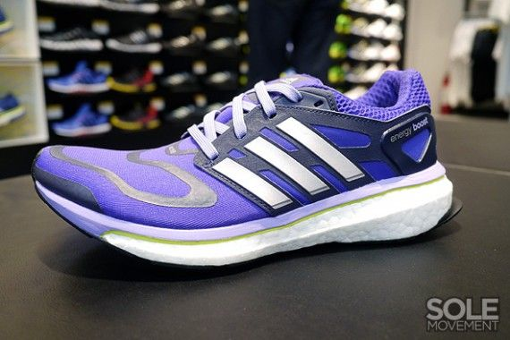 adidas boost women purple neon 3 570x380 adidas Energy Boost Purple Black  White
