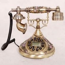 Antique-Telephone-Reproduction-Retro-Vintage-Collectors-Desktop-Corded-Phone-Push-Button-Dial-Telephone-Free-Shipping-Old.jpg_220x220.jpg (219×220)