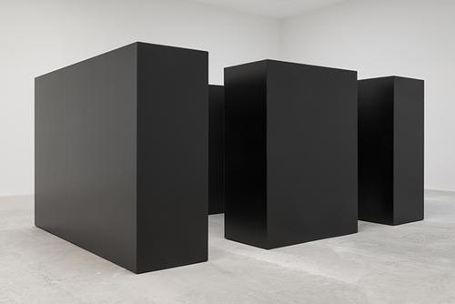 Tony Smith   Maze at Matthew Marks Gallery