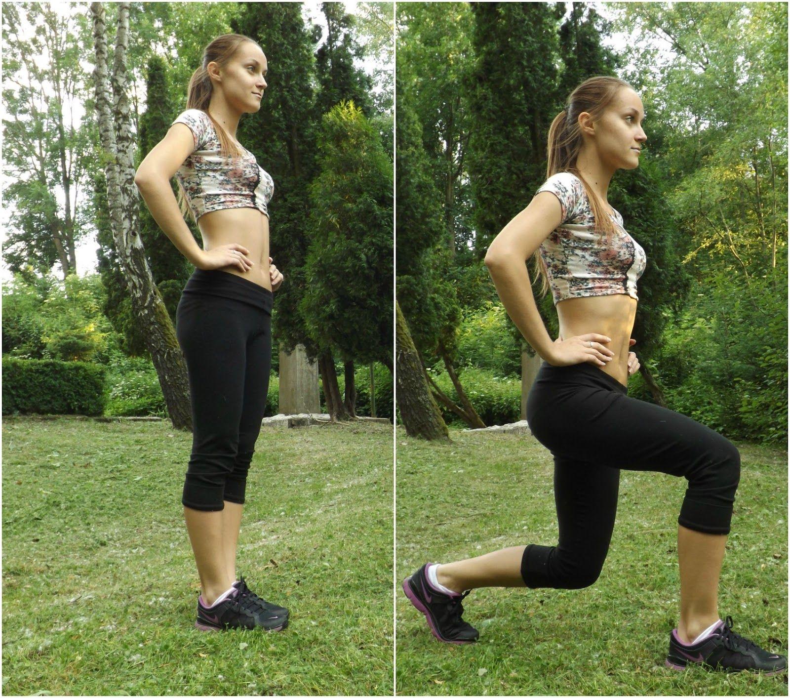 Cvik opakujte pätnásťkrát, potom nohy prestriedajte. Ak sa vám cvik zapáči, môžete ho precvičiť v dvoch alebo troch sériách. Menšiu obmenu predstavuje závažie. Vezmite si do rúk činky a precvičíte si aj svalstvo na rukách a ramenách.