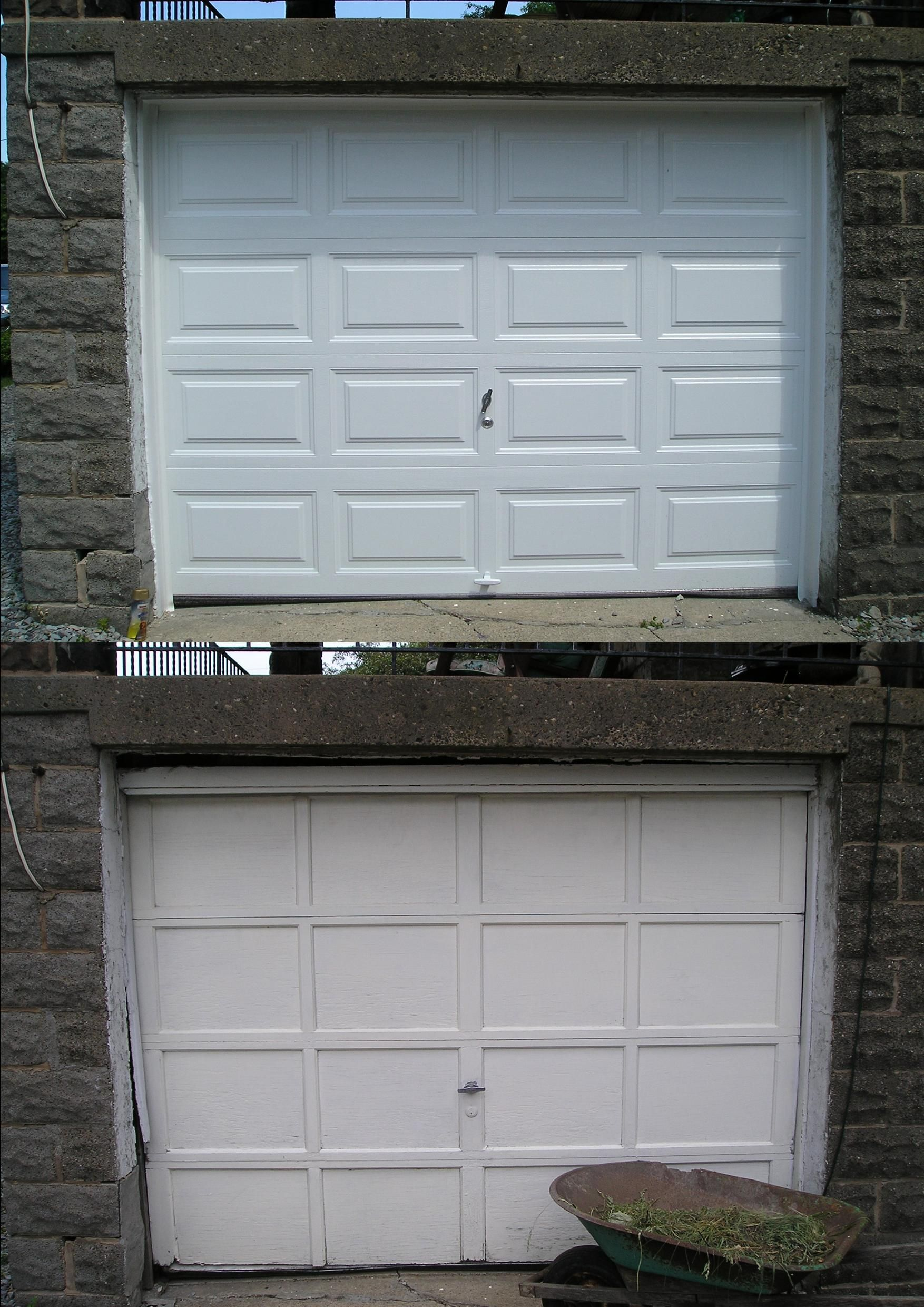 Clopay 4050 Garage Door Thomas V Giel Corporation Brings The Show