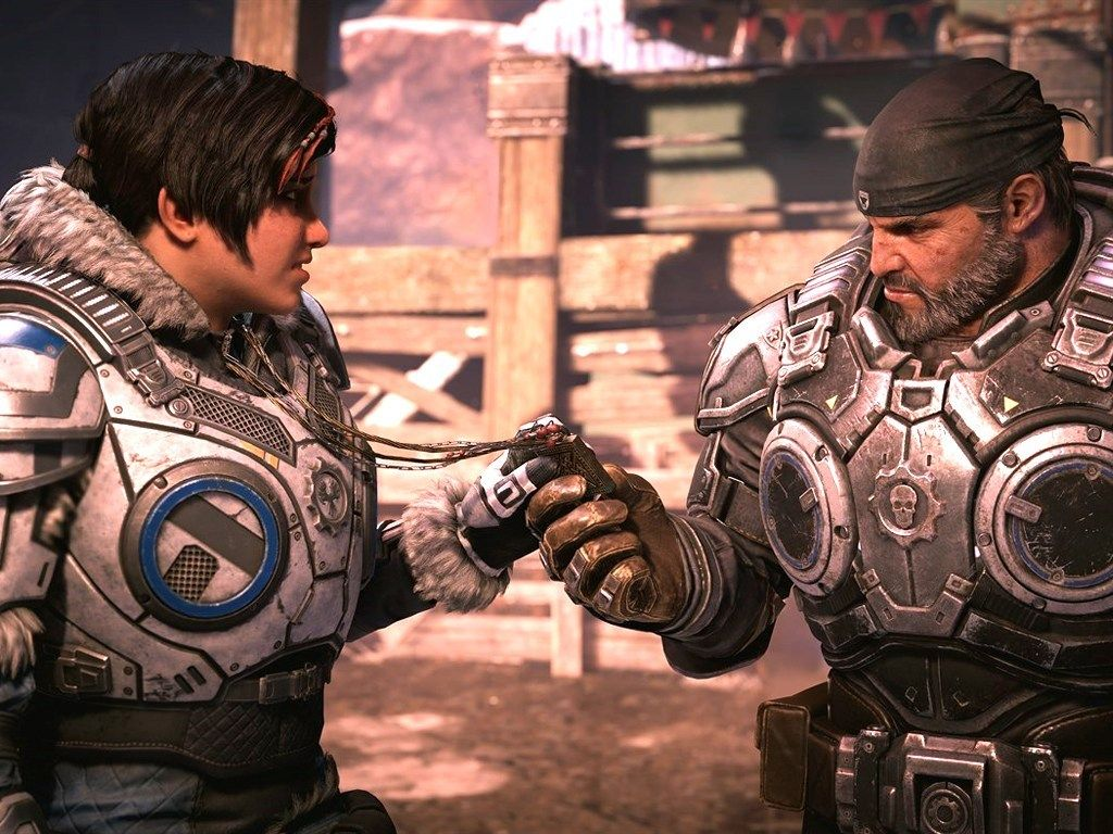 Gears 5 is now playable on Xbox and Windows for Ultimate