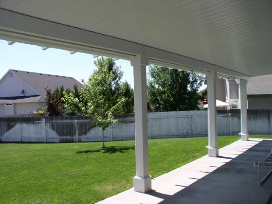 duracool patio photos aluminum patio cover kits patio covers